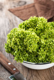 Green fresh lettuce Royalty Free Stock Photography