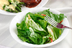 Green fresh salad Stock Photo