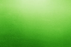 Green frosted glass background, texture Stock Images