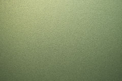 Green frosted glass texture as background Stock Image