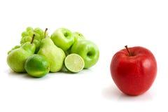 Green fruits Royalty Free Stock Image