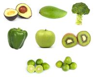 Green fruits Royalty Free Stock Photo