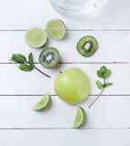 Green fruits Royalty Free Stock Photo