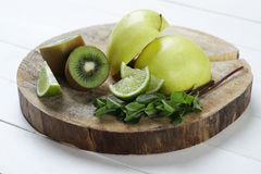 Green fruits Stock Photography
