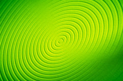 Green Funky Curves Royalty Free Stock Images