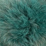 Green furry background Royalty Free Stock Images