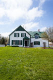 Green Gables House. In Cavendish, Prince Edward Island stock image