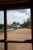 Green Gables House Royalty Free Stock Photos