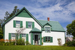Green Gables House Stock Images