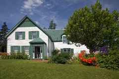 Green Gables Stock Photography