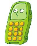 Green gadget Royalty Free Stock Photo