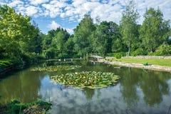 Green garden and summer Smell. Royalty Free Stock Photos