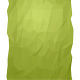 Green Geometric Abstract Royalty Free Stock Images