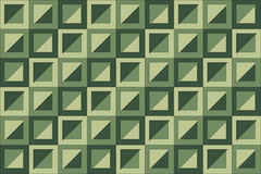 Green geometric background Royalty Free Stock Image