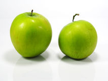 Green giant monkey apple fruit Royalty Free Stock Photography