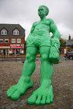 Green Giants Sylt Royalty Free Stock Photos