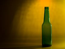 Green Glass Stock Images