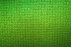 Green glass background Stock Photography