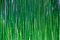 Green glass background Stock Photo
