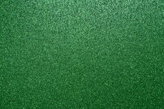 Green glitter Royalty Free Stock Photo