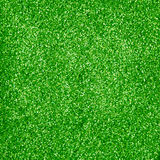 Green glitter makeup background Stock Photography