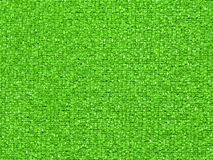 Green glitter ribbon background Stock Images