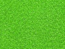 Green glitter ribbon background Stock Images