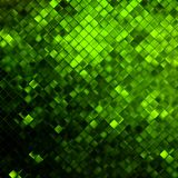 Green glitters on a soft blurred. EPS 10 Royalty Free Stock Photos