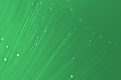 Green global communications Royalty Free Stock Photography