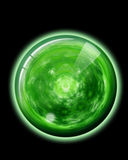 Green Globe Stock Image