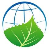 Green Globe Royalty Free Stock Image