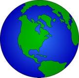 Green, Globe, Planet, Earth Royalty Free Stock Photos