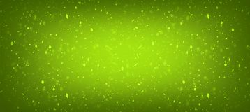Green with gold fresh colour texture gradient background for