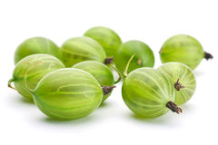 Green gooseberry Stock Images