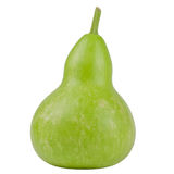 Green gourd Royalty Free Stock Photography