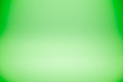 Green gradient abstract studio wall for backdrop design product or text over. Green gradient abstract studio wall for backdrop design for product or text put Stock Photos