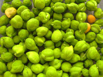 Green Gram background. A background of fresh green gram pulses Stock Image