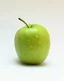 Green Granny smith apple Stock Photography