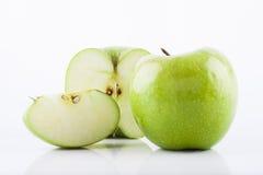 Green Granny Smith Apple Royalty Free Stock Photo