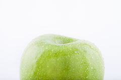 Green Granny Smith apple Royalty Free Stock Images