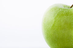 Green Granny Smith apple Royalty Free Stock Photo