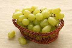 Green grape Royalty Free Stock Image