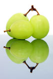 Green Grape Stock Photo
