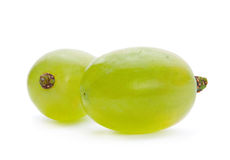 Green grape berry Royalty Free Stock Images