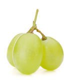 Green grape bunch Stock Photo