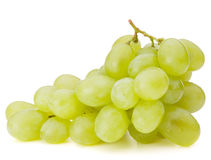 Green grape bunch Royalty Free Stock Photos