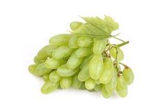Green grape fruit Stock Photos