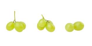 Green grape Royalty Free Stock Photography