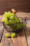 Green grape Stock Photo