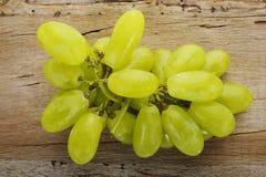 Green grape royalty free stock photos
